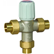 AM-1 Series Honeywell Mixing Valve