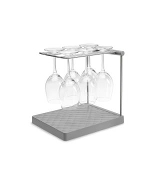 Wine glass drying rack by KOHLER