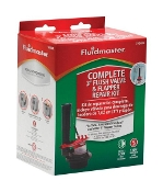 "Fluidmaster 540AKR 3"" Flush Valve with Bolts"